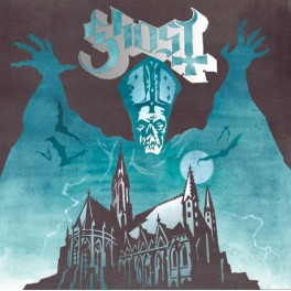 GHOST - Opus Eponymous - CD