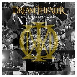 DREAM THEATER - Live Scenes from New York - 3-CD Digisleeve