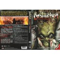 DESTRUCTION - The History of Annihilation - Dvd+Cd
