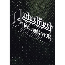 JUDAS PRIEST - Live Vengeance 82 - DVD