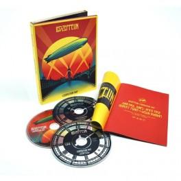 LED ZEPPELIN - Celebration Day - DVD+2-CD Digi