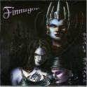 FINNUGOR - Black Flames - CD