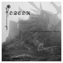 FOSCOR - Entrance To The Shadows Village - CD