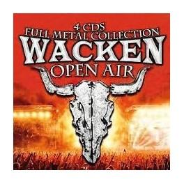 WACKEN - OPEN AIR - Full Metal Collection - 4-CD