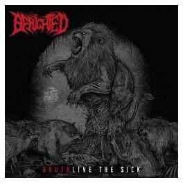 BENIGHTED - Brutalive the sick - CD+DVD Digi