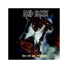 ICED EARTH - Box of the Wicked - 5CD