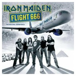 IRON MAIDEN - Flight 666 : The Original Soundtrack - 2-CD