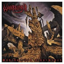 WARBRINGER - Waking Into Nightmares - CD