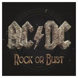 AC/DC - Rock or bust -LP Gatefold + CD bonus