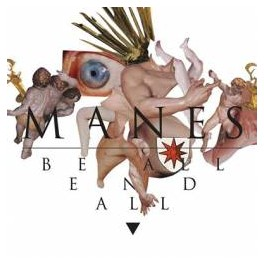 MANES - Be All End All - CD Digi