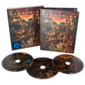 HYPOCRISY - Hell Over Sofia - DVD + 2-CD