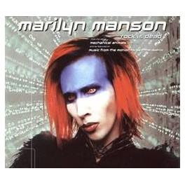 MARILYN MANSON - Rock is Dead - CD Single