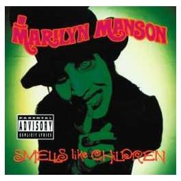MARILYN MANSON - Smells Like Children - CD