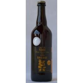 Bière Ambrée de Pont d'Ain 'BRESSE' 33cl
