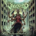 ABORTED - The Necrotic Manifesto - LP + CD