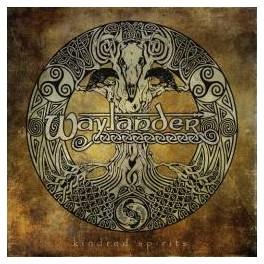 WAYLANDER - kindred spirits - CD