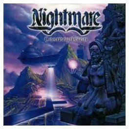 NIGHTMARE - Cosmovision + Astral delivrance - CD