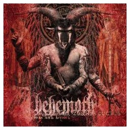 BEHEMOTH - Zos kia cultus - LP Coloured Gatefold