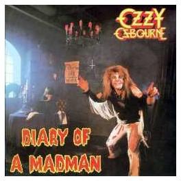 OZZY OSBOURNE - Diary Of The Madman - CD