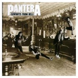 PANTERA - Cowboys From Hell - Digipack Double Edition