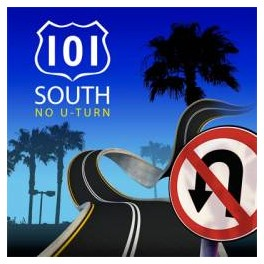 101 SOUTH - No U-Turn - CD