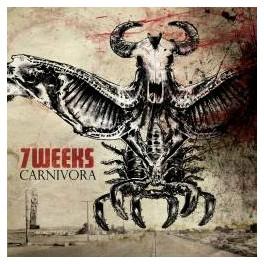 7 WEEKS - Carnivora - CD Digi