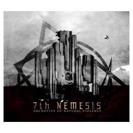 7TH NEMESIS - Archetype Of Natural Violence - CD Digi