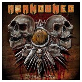 ABANDONED - Thrash Notes - CD