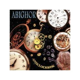 ABIGHOR - Anticlockwise - CD