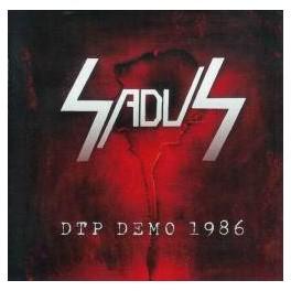 SADUS - DTP Demo 1986 - CD