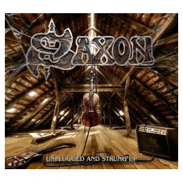 SAXON - Unplugged and Strung Up - CD