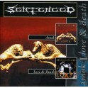 SENTENCED - Amok / Love & Death - CD