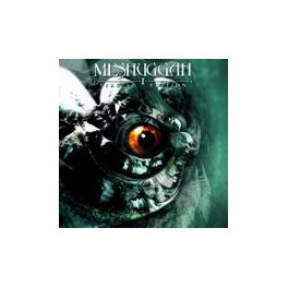 MESHUGGAH - I - Special Edition - Digi CD