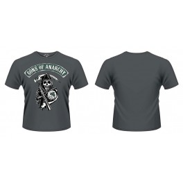 SONS OF ANARCHY - Reaper Shamrock - TS