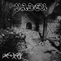 VADER - Live in decay 86' - CD