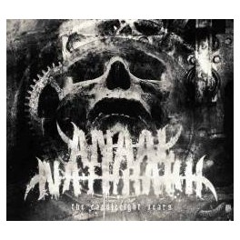 ANAAL NATHRAKH - The Candlelight years - BOX 3 CDs