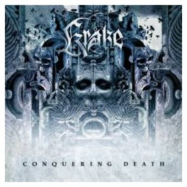 KRAKE - Conquering death - CD