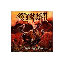 SKELETONWITCH - Breathing the fire - CD Digi