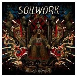 SOILWORK - The Panic Broadcast - CD+DVD