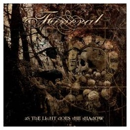 FUNERAL - As the light does the shadow - CD
