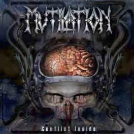 MUTILATION - Conflict Inside - CD