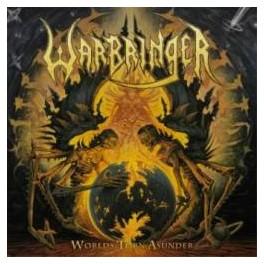 WARBRINGER - Worlds Torn Asunder - CD