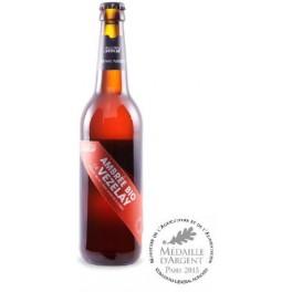 Bière Bio Ambrée de Vezelay 25cl