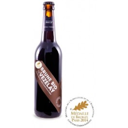 Bière Bio Brune de Vezelay 50cl