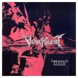 VORKREIST - Sabbathical flesh possession - CD