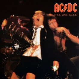 AC/DC - If you want Blood you've got it - LP Live
