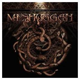 MESHUGGAH - The ophidian trek - DVD+DCD Digi