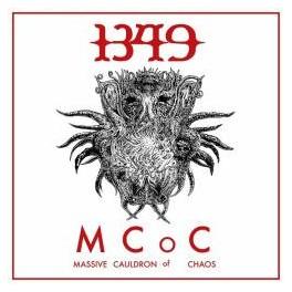 1349 - Massive Cauldron Of Chaos - CD Digi