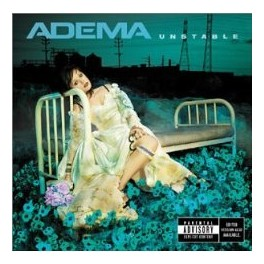 ADEMA - Unstable - CD+DVD
