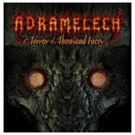ADRAMELECH - Terror Of Thousand Faces - CD